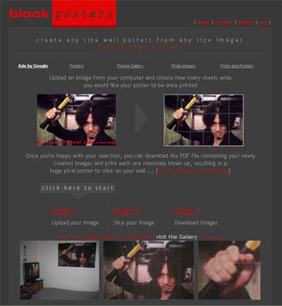 come-creare-poster