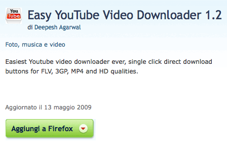 how to download videos using firefox addon