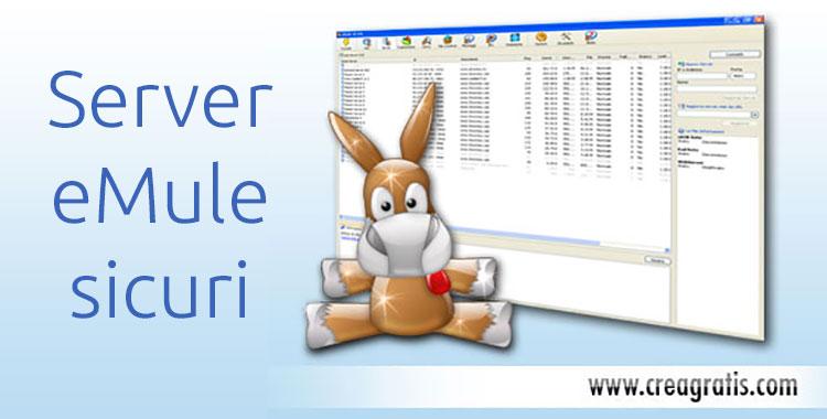 Lista server eMule sicuri