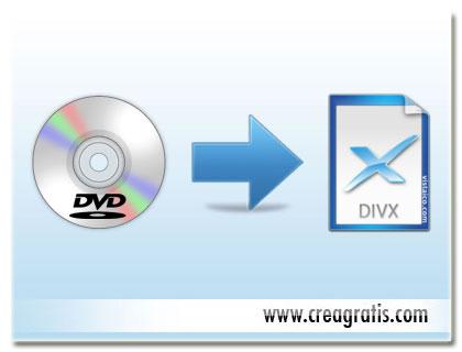 gratuitamente trasformare divx dvd