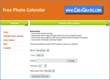 Cartoline Ch Calendario.5 Siti Per Creare Un Calendario Con Foto Proprie Online
