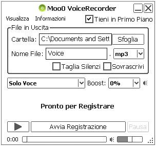 registrare-audio