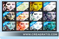 Applicare effetti speciali alle immagini e foto online for Effetti foto online
