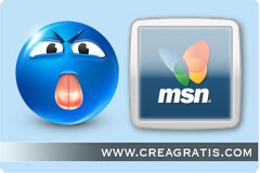 Emoticon animate per MSN