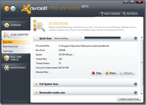 Antivirus gratis per Windows - 2