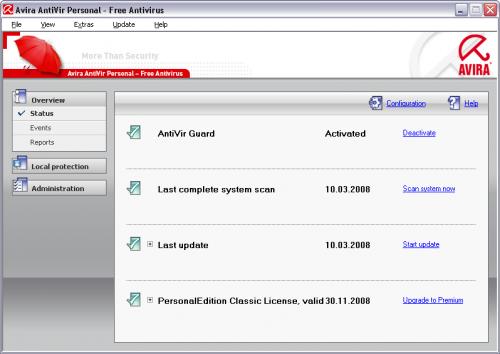 Antivirus gratis per Windows - 5