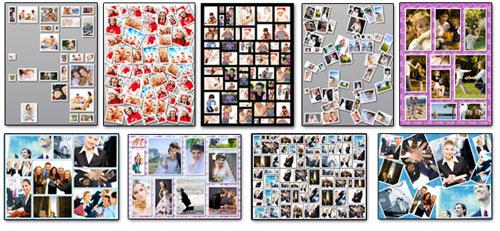Esempi di collage