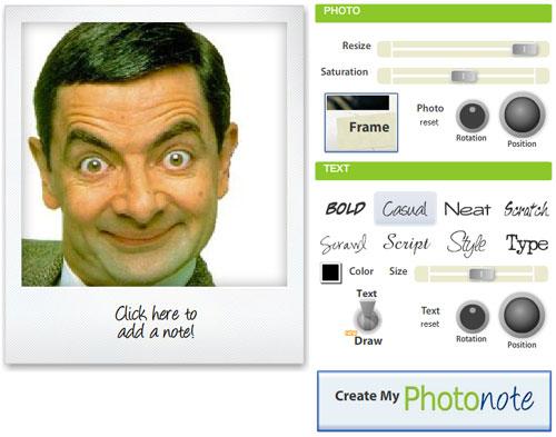 Applicare l'effetto Polaroid alle foto