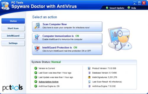 Antivirus gratis per Windows - 10