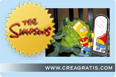 Creare Fotomontaggi con i Simpson