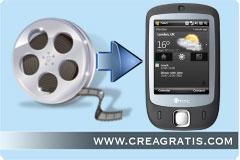 Convertire video per HTC