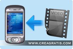 Convertire video HTC