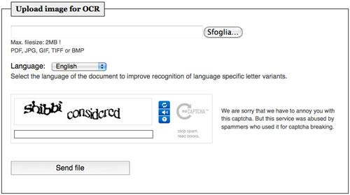 Come copiare il testo di file PDF