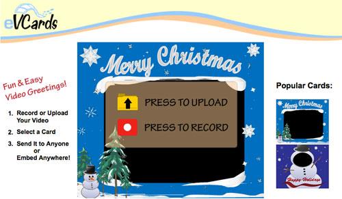Creare video di auguri di Buon Natale