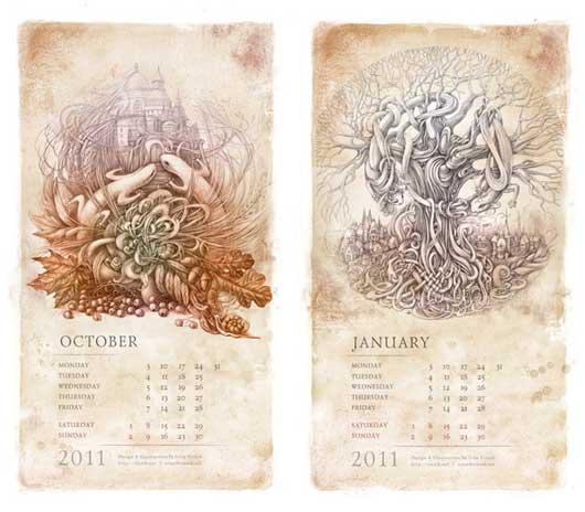 Calendari da Stampare