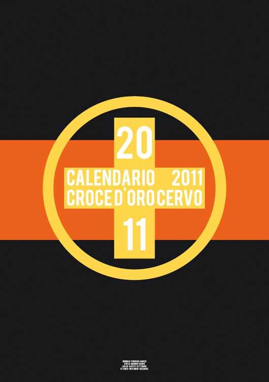 Calendario 2011 Annuale