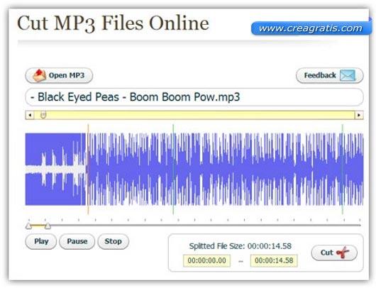 Come Tagliare MP3 per creare suonerie per cellulari