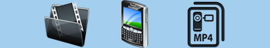 Convertitore video per Blackberry