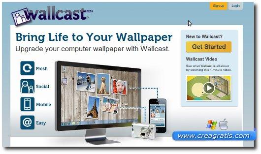 Creare sfondi desktop personalizzati