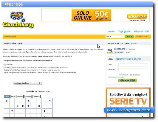 Sudoku da Stampare Gratis