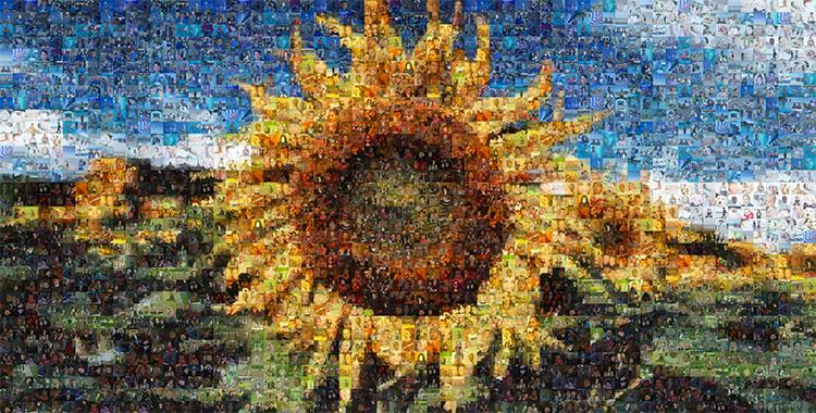 Programmi per creare mosaici con foto