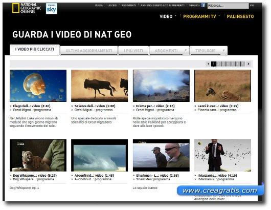 Documentari da vedere in streaming