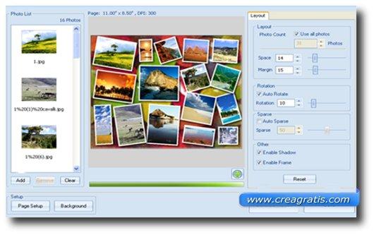 Ecco dove creare collage con immagini e fotografie