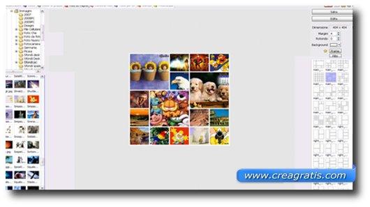 Software free per creare collage di foto