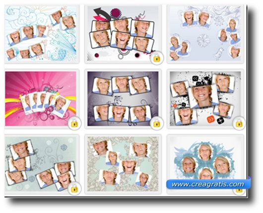 6 siti e programmi per creare collage di foto for Collage foto online gratis italiano