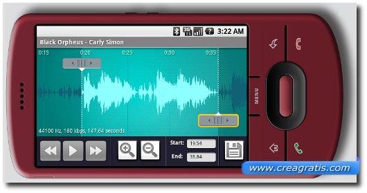 Siti per trasformare MP3 in suonerie