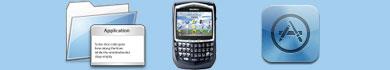 Applicazioni Gratis per Blackberry