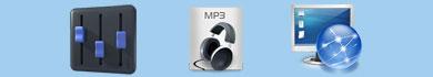 Aumentare volume MP3 direttamente online