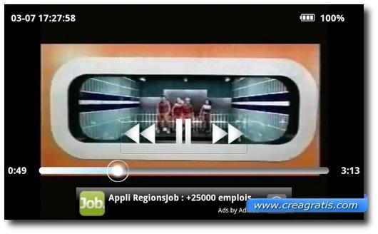 Ottavo Player Video