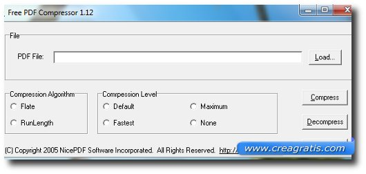 Programma Free PDF Compressor