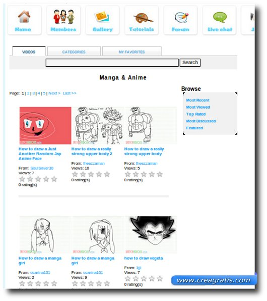Come disegnare fumetti, manga e cartoni animati