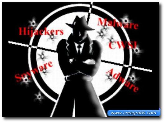 Cosa sono i malware e gli spyware