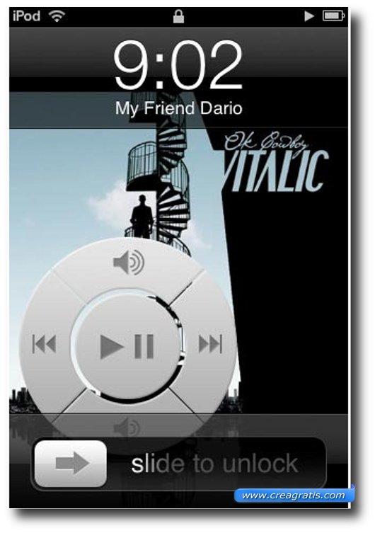 Quinto modo per sincronizzare l'iPhone
