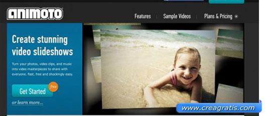 Secondo sito per creare slideshow