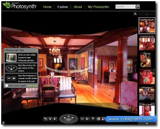 Programma per foto 3D