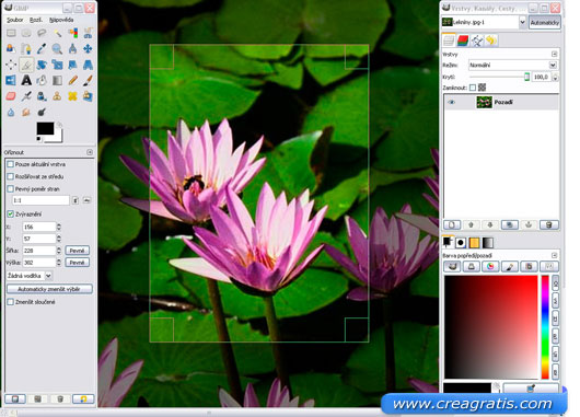 Gimp in alternativa ad Adobe Photoshop