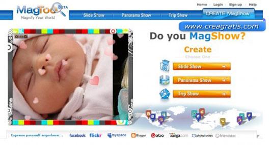 Sesto sito per creare slideshow