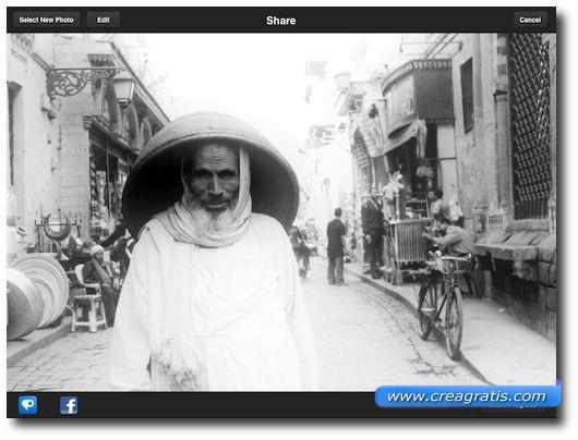 Terza App per iPad per Effetti Speciali su Foto