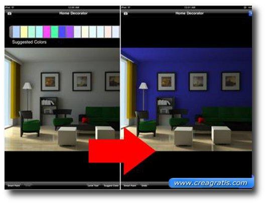 Nona Applicazione per iPad 2 per foto e fotomontaggi