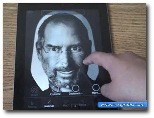 Quinta Applicazione per iPad 2 per foto e fotomontaggi