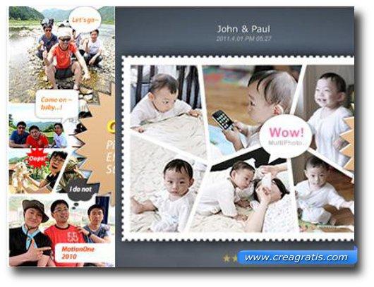 Decima Applicazione per iPad 2 per foto e fotomontaggi