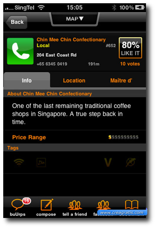 Quinta App per la Realtà Aumentata su iPhone