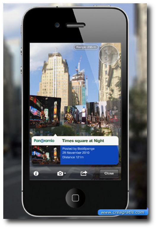 Seconda App per la Realtà Aumentata su iPhone