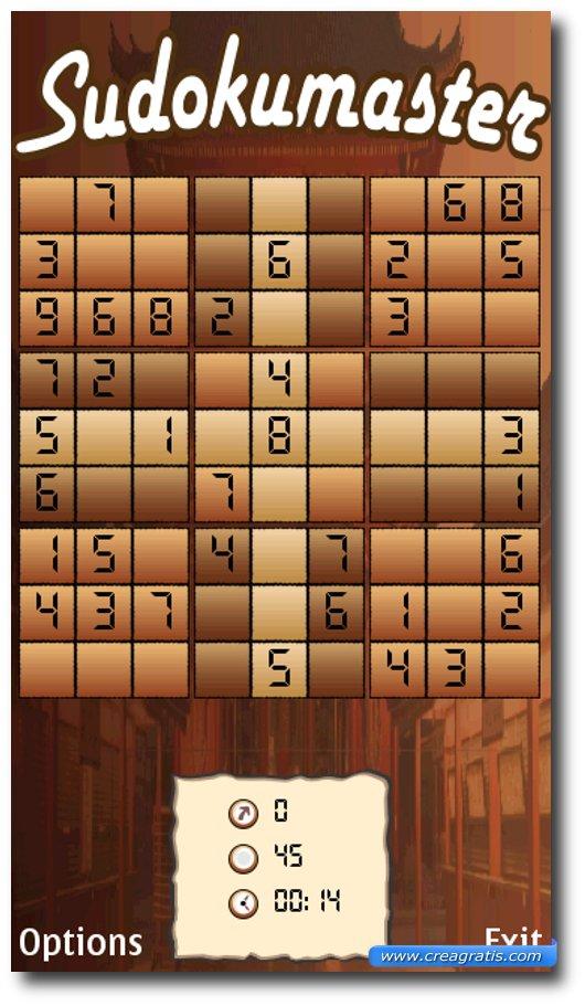 Applicazione Sudoku per giocare su PC e Cellulari