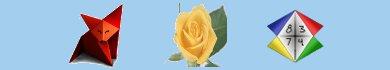 Istruzioni per fare una rosa di carta