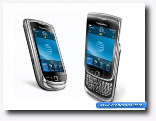 Immagine Smartphone Blackberry